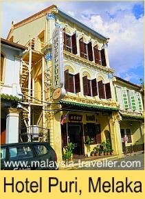 Hotel Puri, Melaka