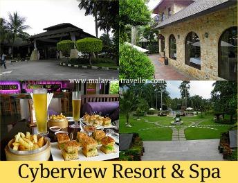 Hotels In Putrajaya - Cyberview Resort & Spa