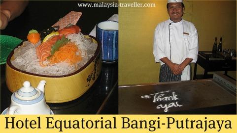 Hotels In Putrajaya - Hotel Equatorial Bangi-Putrajaya