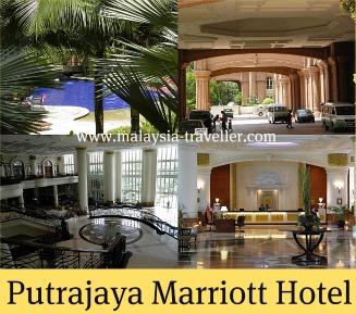 Hotels In Putrajaya - Putrajaya Marriott Hotel