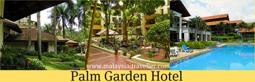 Hotels In Putrajaya - Palm Garden Hotel