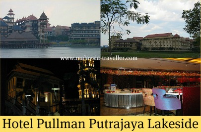Hotels In Putrajaya - Hotel Pullman Putrajaya Lakeside