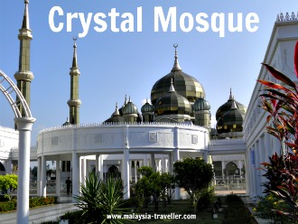 Crystal Mosque at Islamic Civilization Park