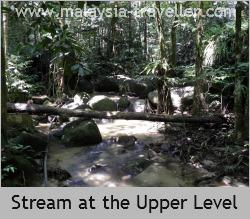 Which way to Gunung Telapak Buruk?