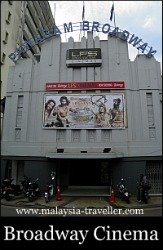 Broadway Cinema, Johor Bahru
