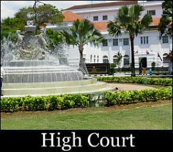 Johor Bahru Heritage Trail High Court