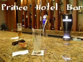 Mezzanine Bar, Prince Hotel, Kuala Lumpur