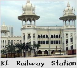 Old KL Railway Station