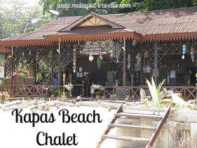 Kapas Beach Chalet