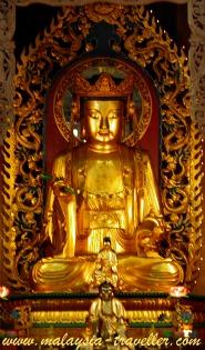Kek Lok Si Buddhist Temple, Air Itam, Penang