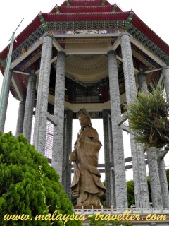 Kuan Yin Statue, Kek Lok Si Temple