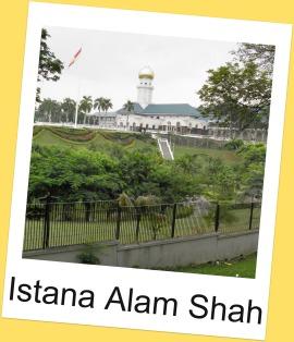 Istana Alam Shah, Klang