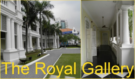 Royal Gallery (Galeri Diraja Sultan Abdul Aziz), Klang