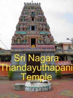 Sri Nagara Thendayuthapani Temple, Klang