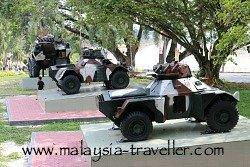 Armoured Cars Kuala Kangsar