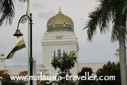 Istana Iskandariah Kuala Kangsar