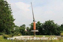 Keris Kuala Kangsar