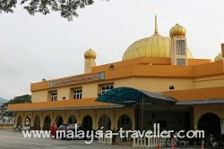 Ridzwaniah Mosque Kuala Kangsar