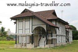 Rumah Meor Kuala Kangsar