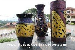 Sayong Pottery Kuala Kangsar