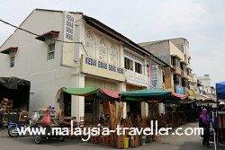 Shophouses Kuala Kangsar