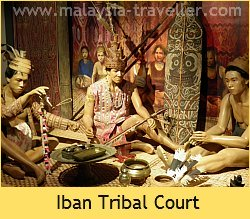 Iban Tribal Court