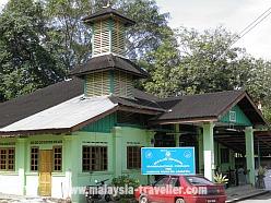 Kuala Lipis Former State Mosque