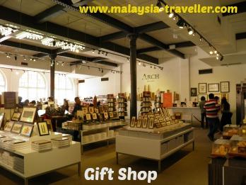 Gift Shop at Kuala Lumpur City Gallery