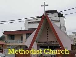 Chinese Methodist Church, Kuala Pilah