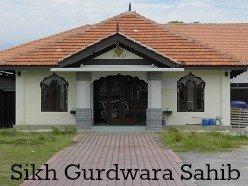 Sikh Gurdwara Sahib, Kuala Pilah