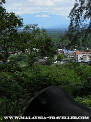 View from Kota Melawati