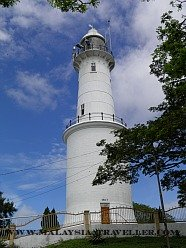 Lighthouse at Bukit Melawati