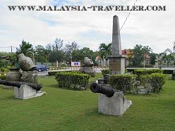 War Memorial at Kuala Selangor
