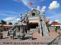 Chinese Temple at Kuala Selangor