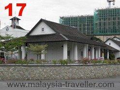 Old Courthouse, Kuching