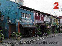 Jalan Padungan, Kuching
