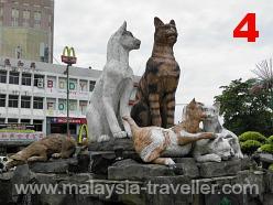 Another Cat Statue,Kuching