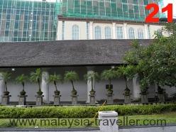 Old Government Treasury & Audit, Kuching
