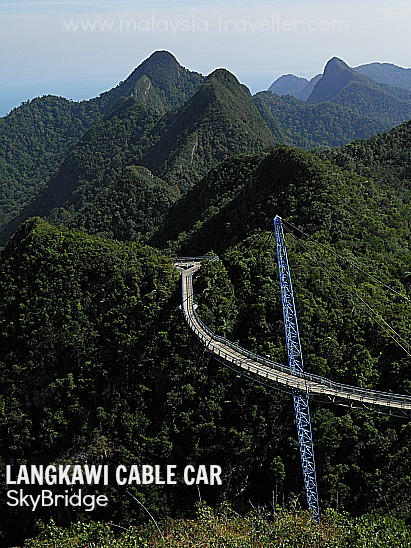 Langkawi Cable Car SkyBridge