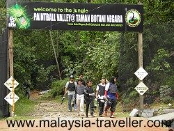 Paintball Valley at Malaysia Agriculture Park