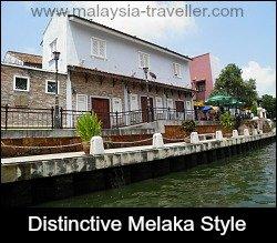 Distinctive Melaka Style