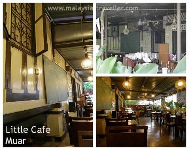 Little Cafe , Muar