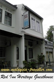 Penang Heritage Hotels - Red Inn Heritage Guesthouse