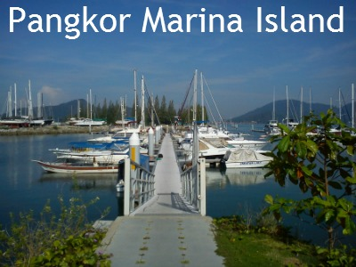 Pangkor Marina Island - photo by Louis