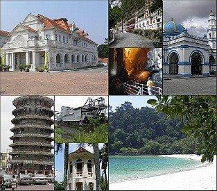 Top Perak Attractions
