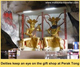 The Guardian Deities, Perak Tong, Ipoh