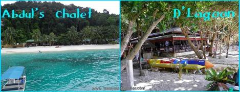 Main Beach Resorts, Perhentian Besar