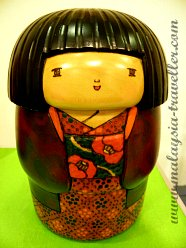 The World of Kokeshi Dolls