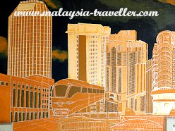 Mural at Petaling Jaya Museum