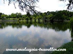 Lake at Taman Jaya